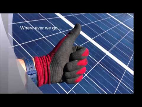 Engrec Solar -  State of the art Solar Installations Video